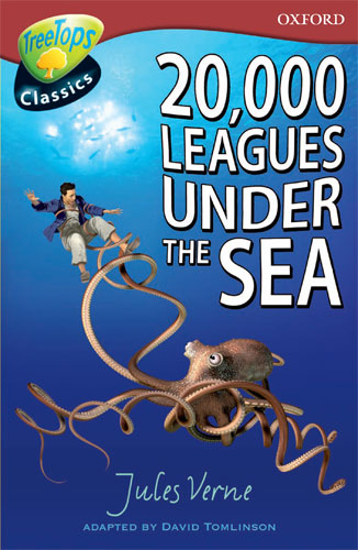 20000 leagues under the sea book report